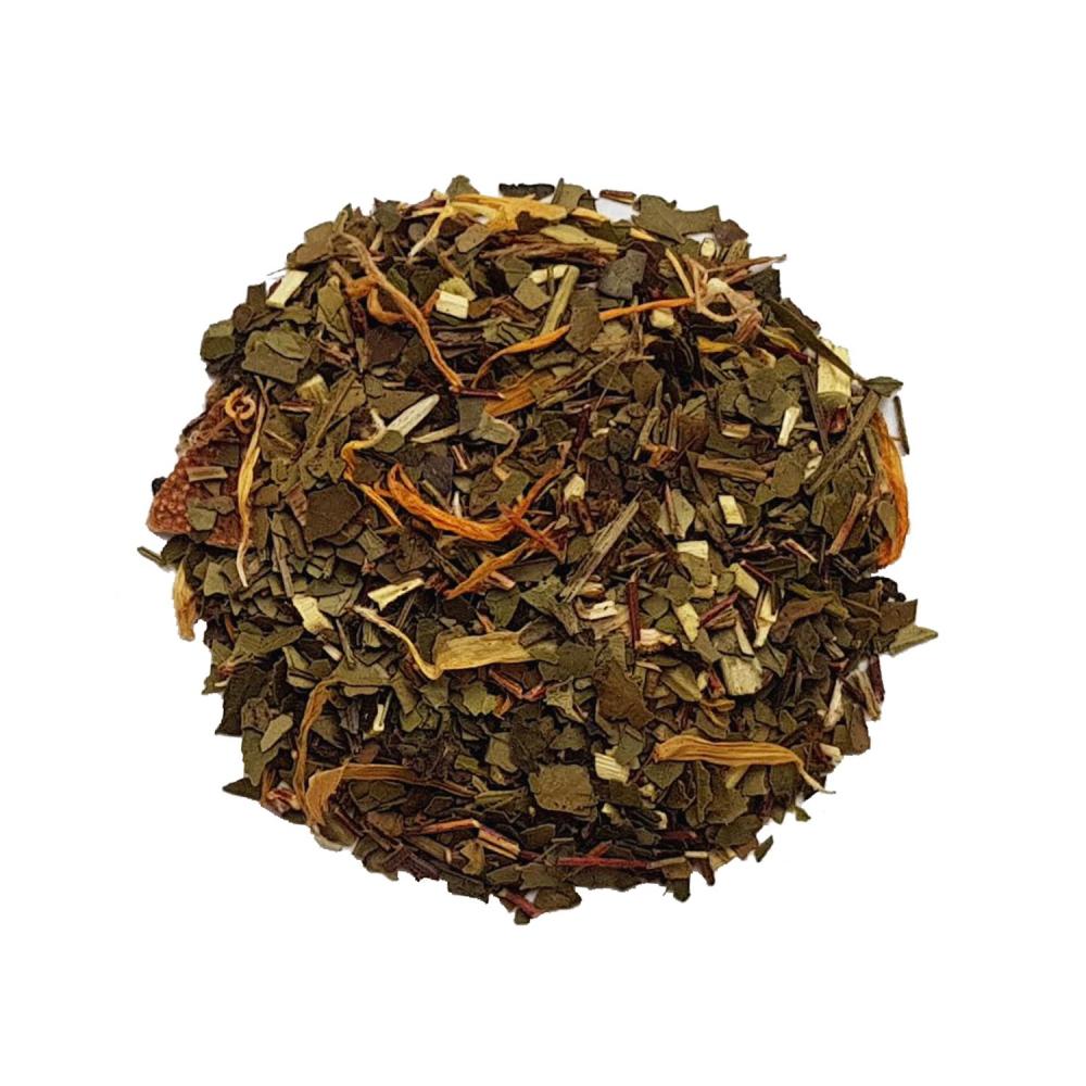 Premières lueurs Maté Fruité - Orange Sanguine Colors of Tea