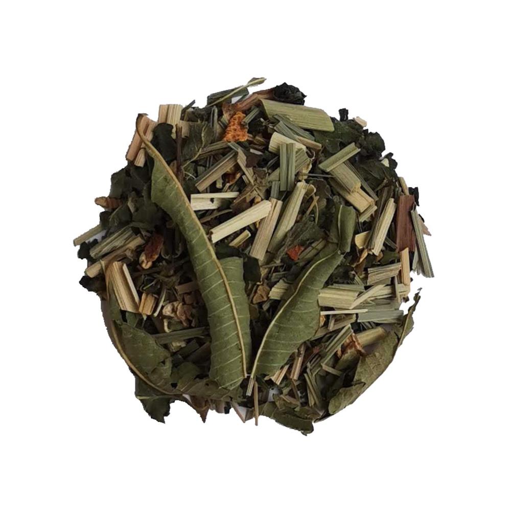 Energy Bomb Maté Energisant - Citronnelle et Guarana Colors of Tea