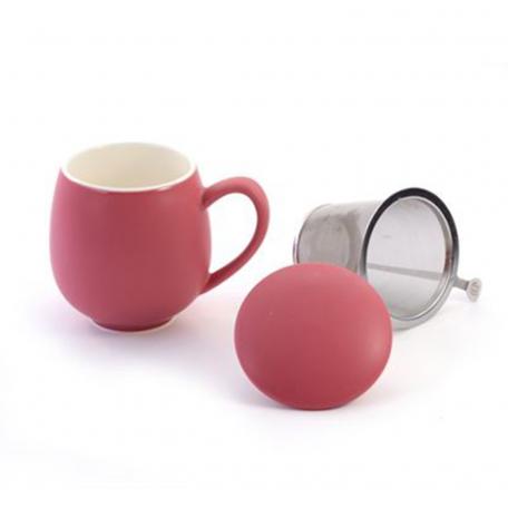 Mug 350ml avec filtre intégré