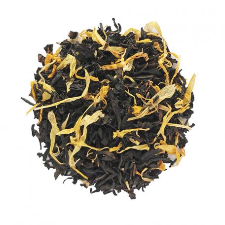 Thé noir floral - Jasmin
