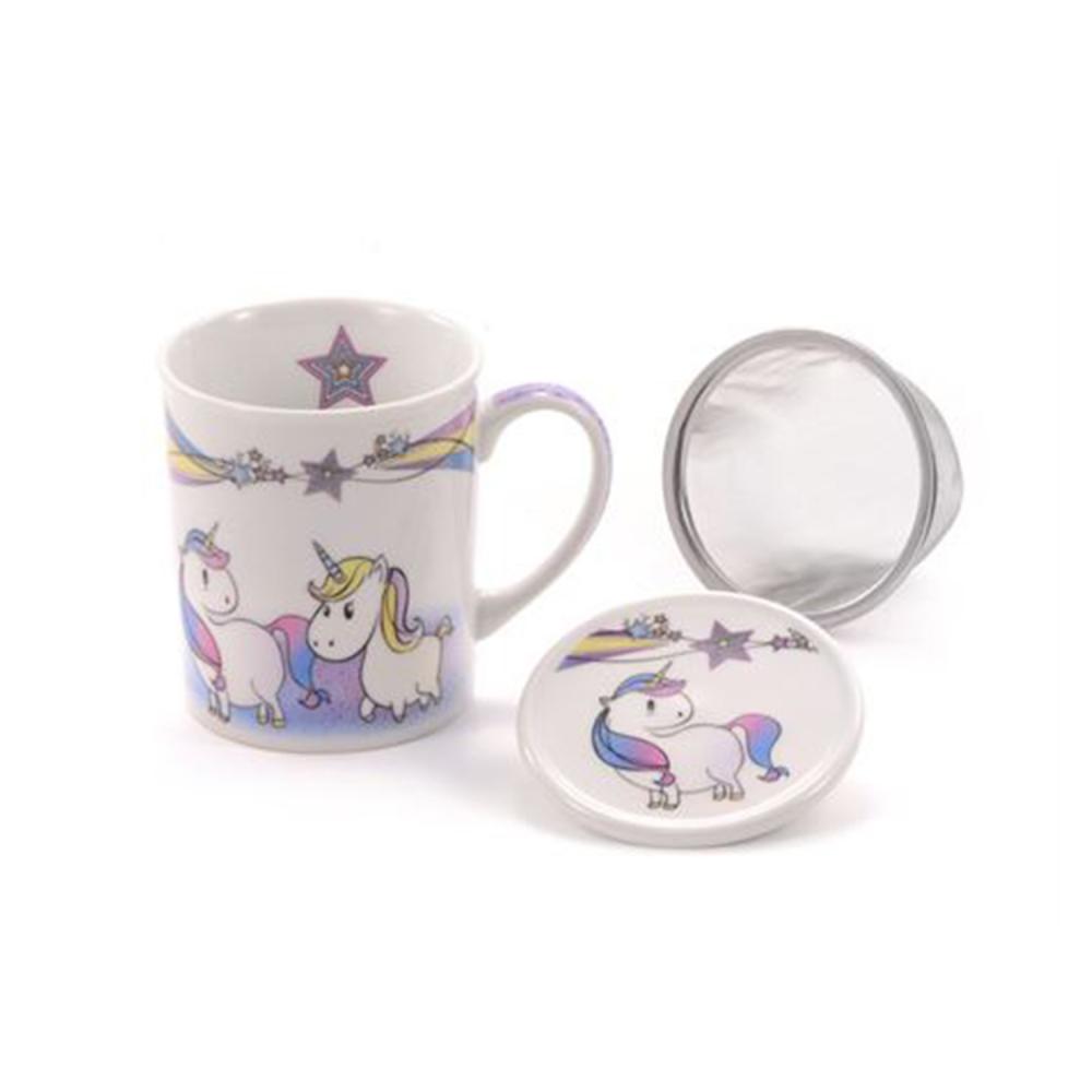 mug Licorne Colors of Tea