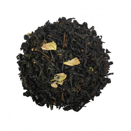 Thé noir floral - Fleur de cerisier, litchi et pamplemousse