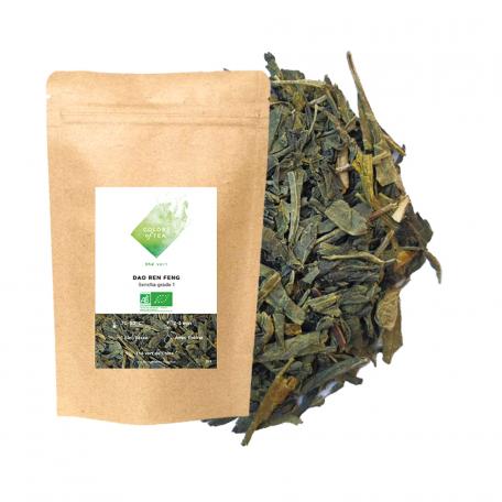 Thé vert chinois de haute qualité - Végétal et iodé