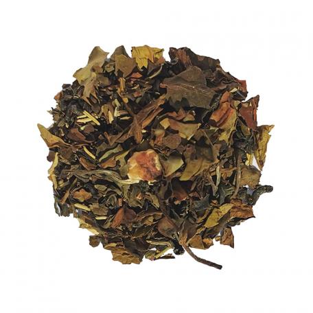 Thé blanc végétal - Romarin et amande