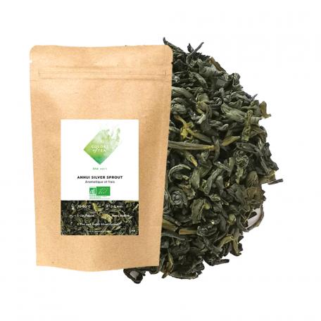 Thé vert de Chine - Aromatique et frais