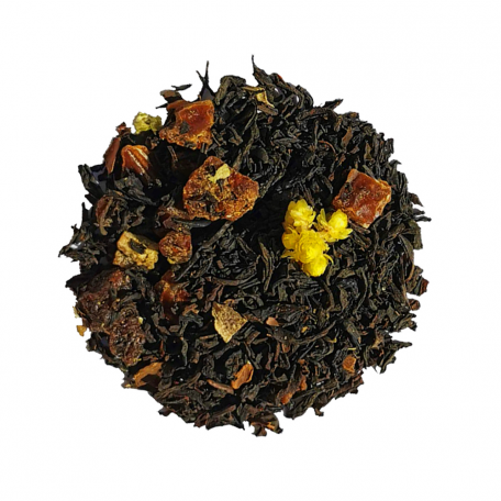 Thé noir fruité - Datte, figue et citron