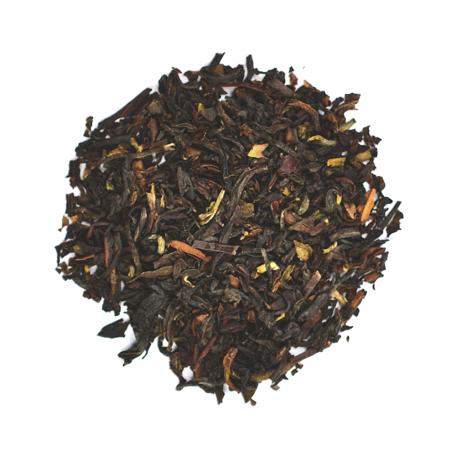 Thé noir Darjeeling - Subtilement boisé