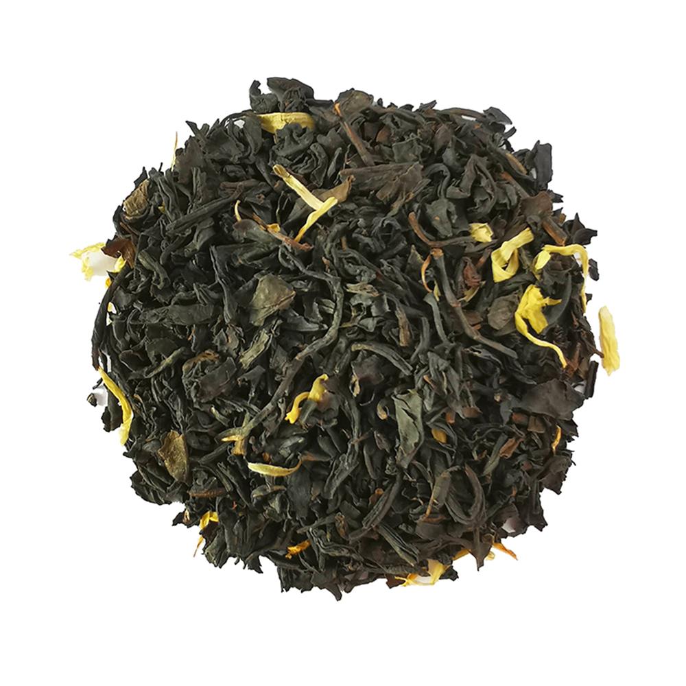 Thé noir épicé - Cardamome, amande et miel