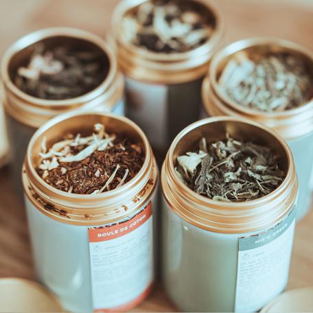 Coffret Best Of Colors of Tea