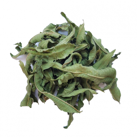 Tisane végétale - Feuilles de verveine citronnée made in France
