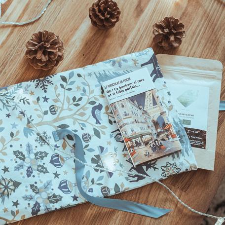 Edition Limitée Noël Le Chocolat de Poche