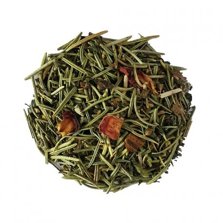Tisane végétale anti-rhume - Romarin, sauge et thym