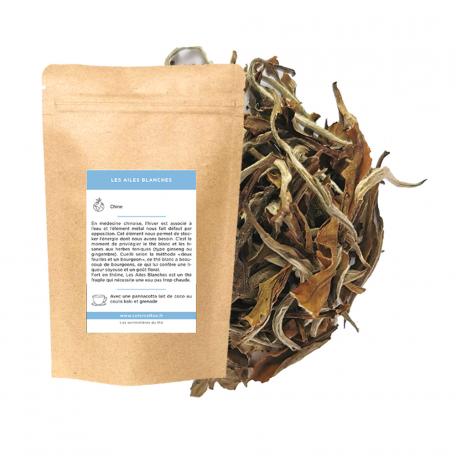 Thé blanc du Yunnan - Fleuri et parfumé