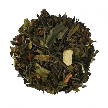 Thé blanc de Noël - Vanille et agrumes