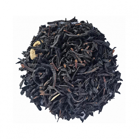 Thé noir de Noël - Agrumes, vanille et épices