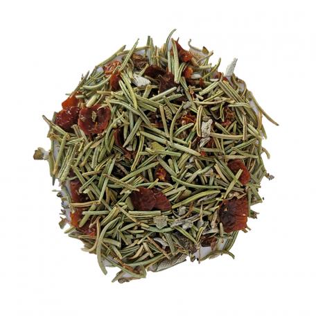 Tisane végétale anti-rhume - Plantes provençales et saveur mielée