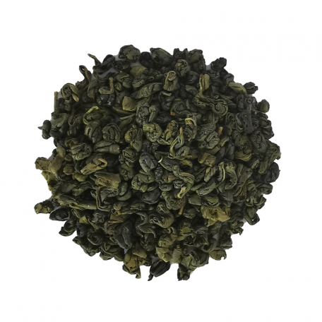 Thé vert de Chine en perles