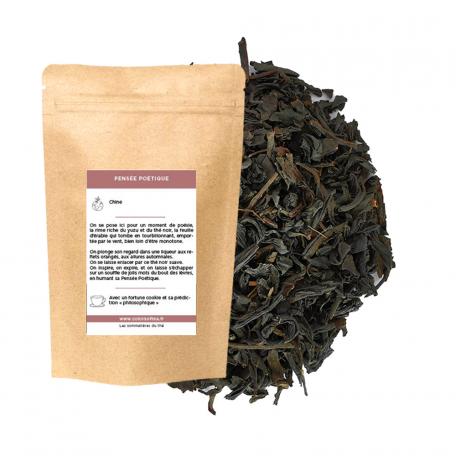 Thé noir fruité - Érable et yuzu