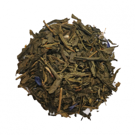 Thé vert fruité - Mangue