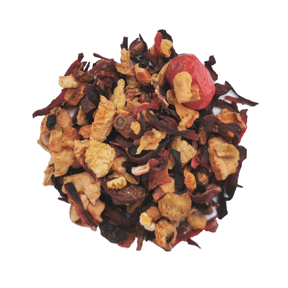 Tisane fruitée - Canneberge