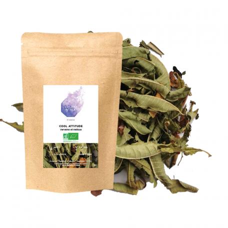 Tisane végétale - Verveine et mélisse