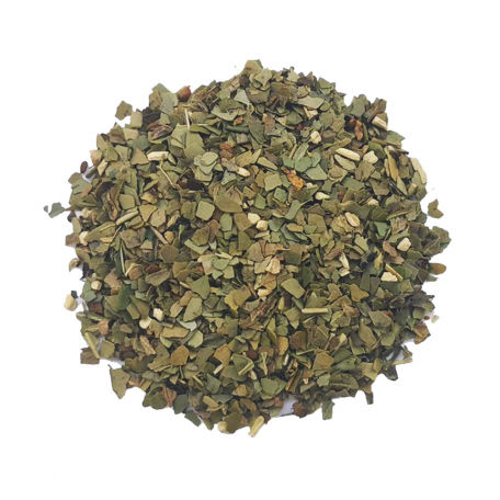 Maté végétal et agrume - Basilic citron