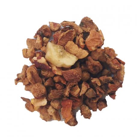 Tisane gourmande - Abricot et spéculoos