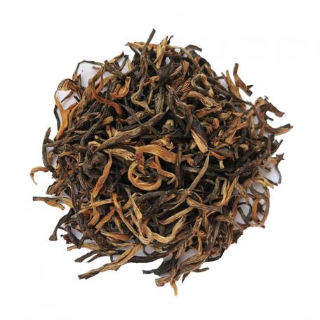 Thé jaune de Chine délicatement fruité
