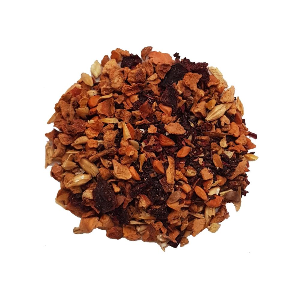 Tisane floral gourmande - Hibiscus Fruité