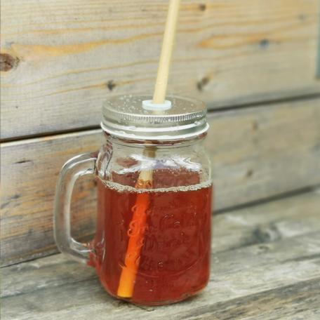 Jarre à thé glacé
