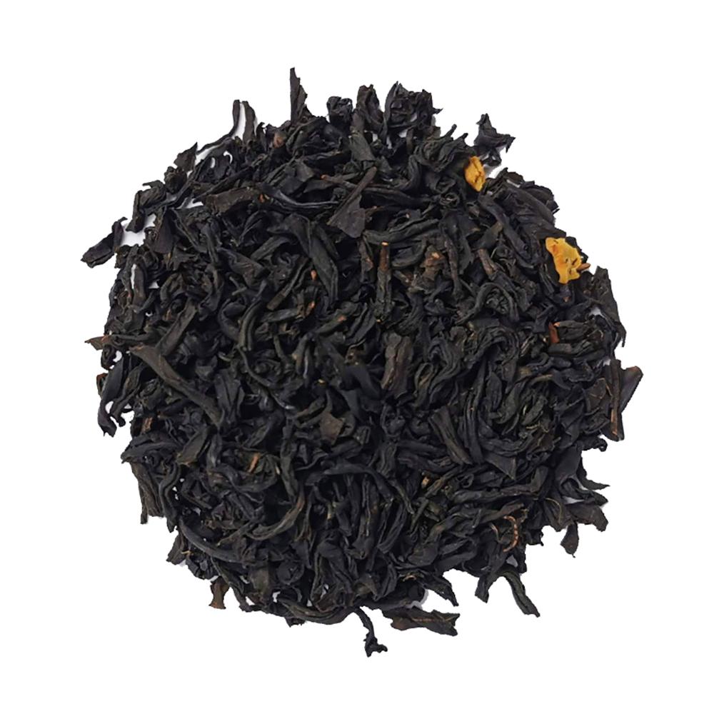 Thé noir fruité - Pomme et cassis
