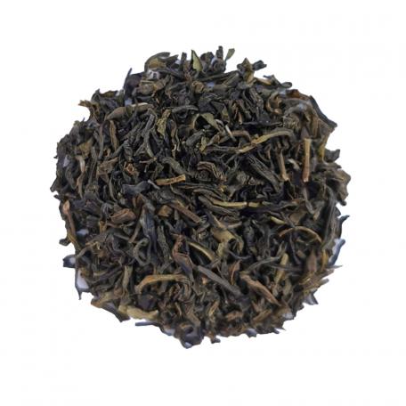 Thé vert Darjeeling - Poudré et végétal