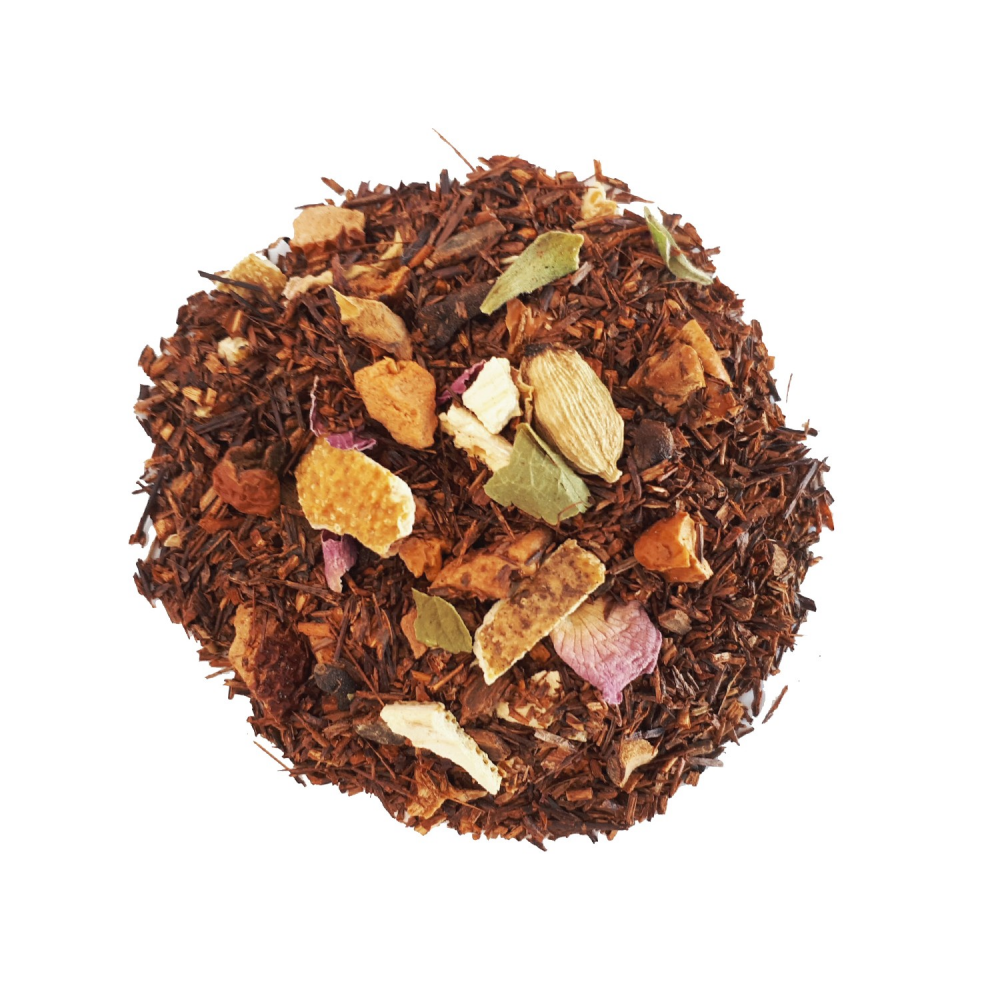 Rooibos épicé - Cannelle et orange