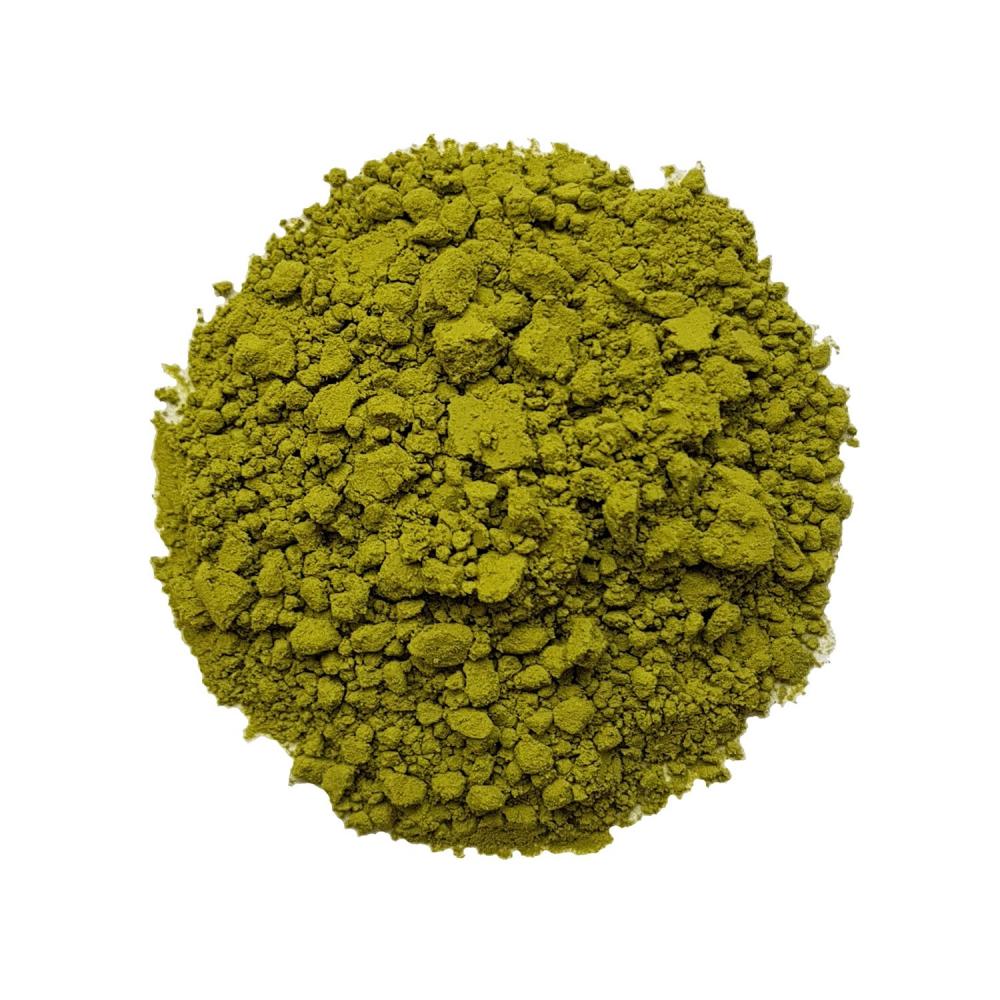 Matcha Colors of Tea