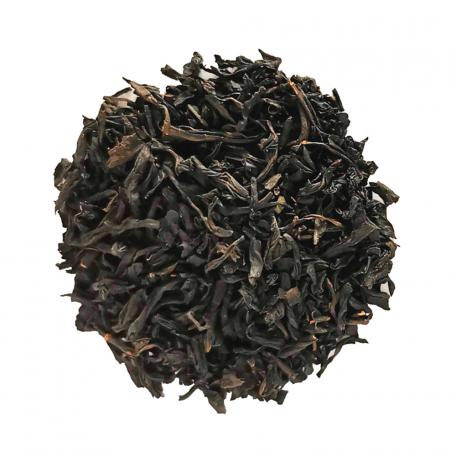 Thé noir fruité et floral - Fraise et hibiscus