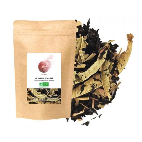 Thé noir fruité - Pastèque et figue de barbarie