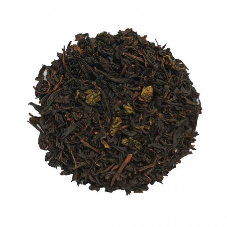 Blend de thé noir et Oolong - Goût russe aux agrumes