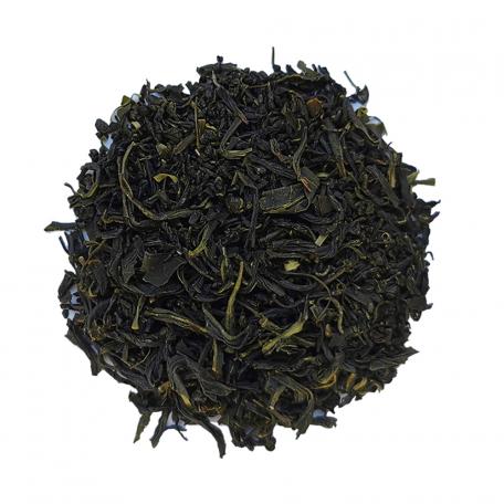 Thé vert de Corée, arôme d'herbes fraîches et pointe de noisette