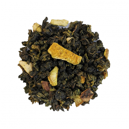 Oolong fruité - Orange