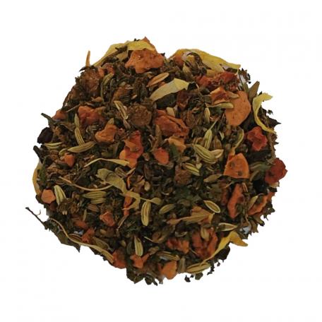 Tisane de grand-mère au chanvre Colors of Tea
