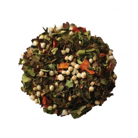 Tisane gourmande - Quinoa et cacao