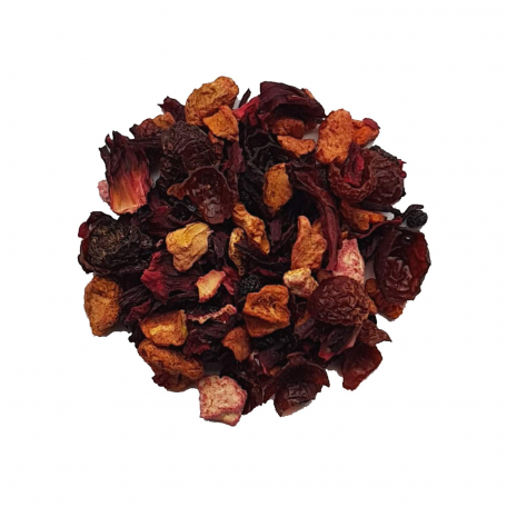 Tisane fruité - Myrtille et hibiscus