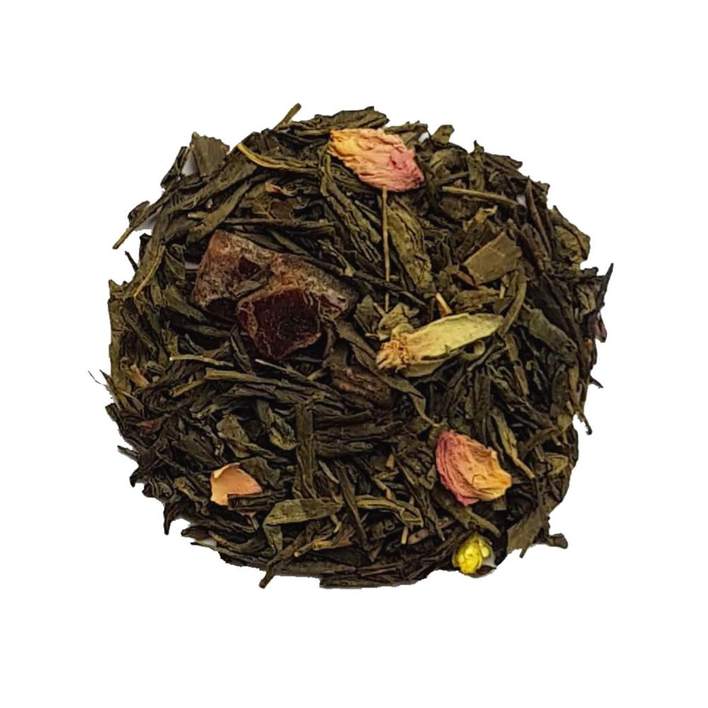 Histoire éternelle - Thé vert fruité et floral - Rose Fruitée Colors of Tea