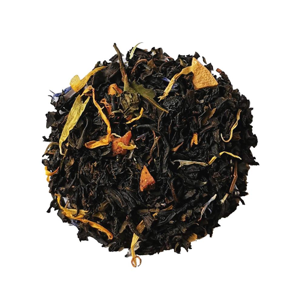 Thé noir fruits exotiques - Mangue et Physalis