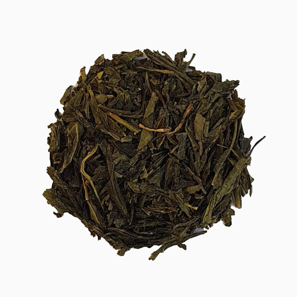 Thé vert fruité tout doux - Fraise, Vanille et Pamplemousse