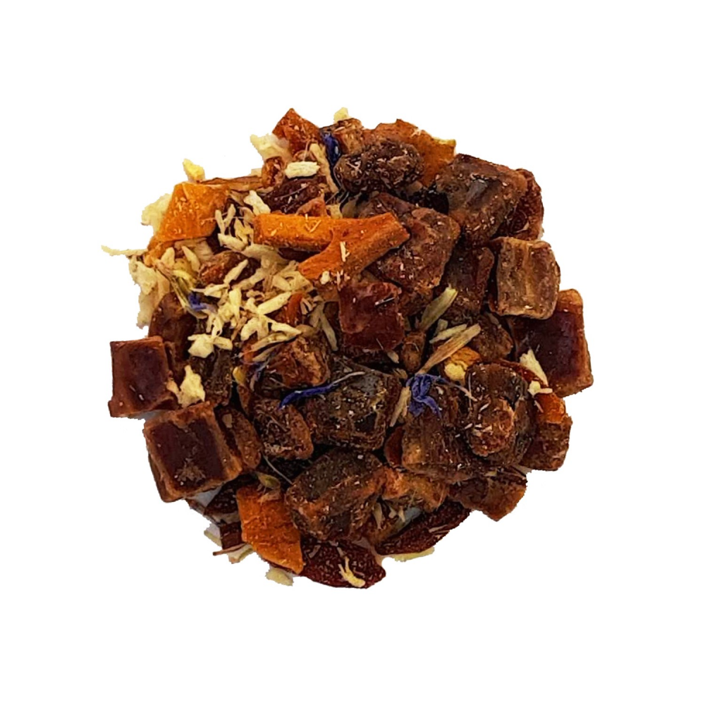 Tisane gourmande - Coco et baie de goji