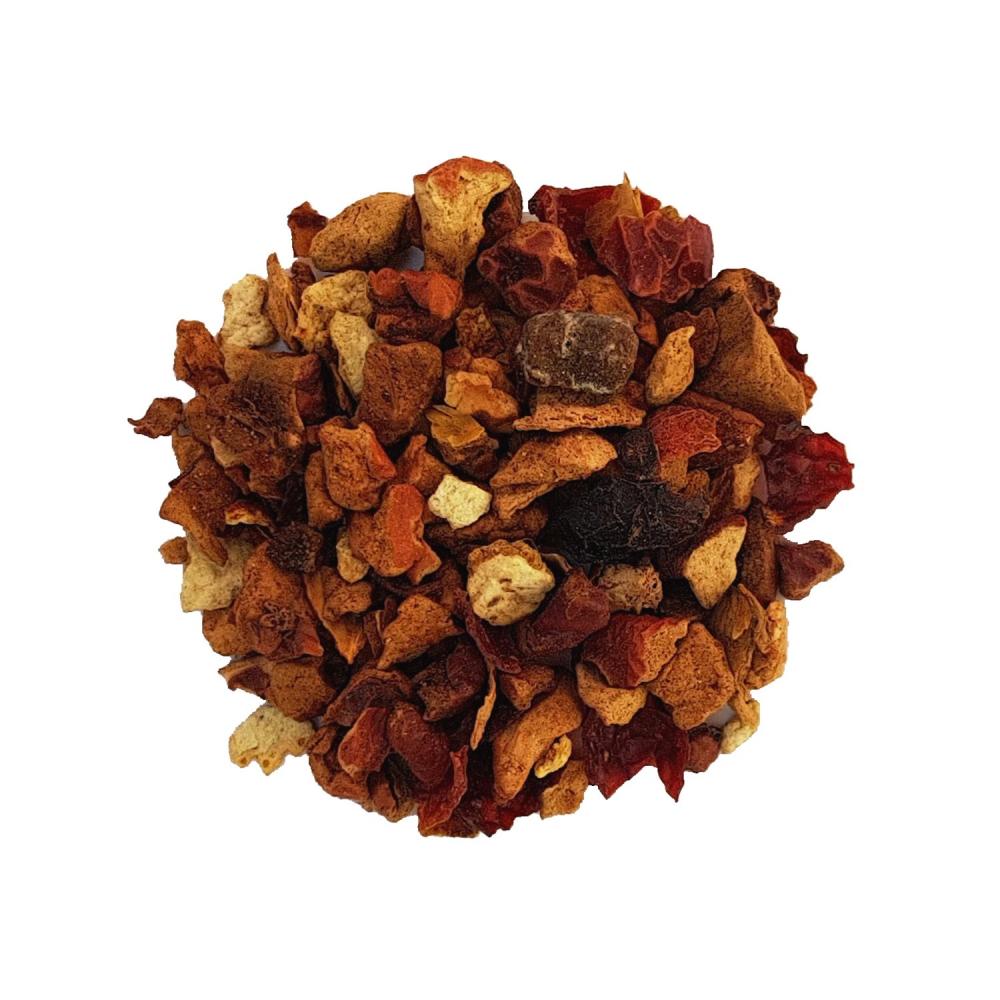 Boîte à bonbons Tisane gourmande - Datte et coing Colors of Tea