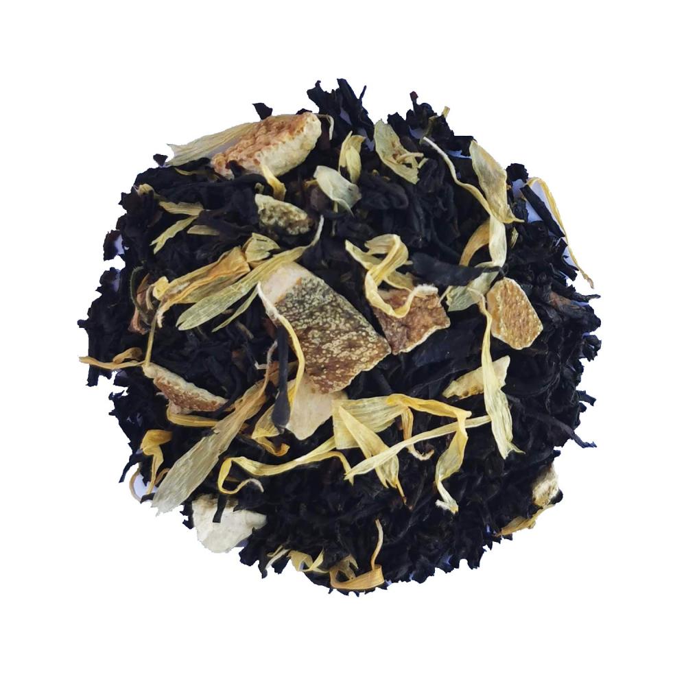 Orangeade Estivale Thé noir agrûme - Orange et citron Colors of Tea