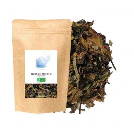 Thé blanc épicé - Ananas chai