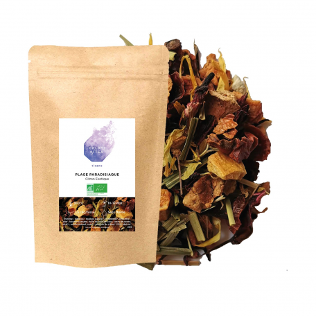 Tisane agrume - Citron exotique